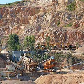 MINES AND QUARRIES
